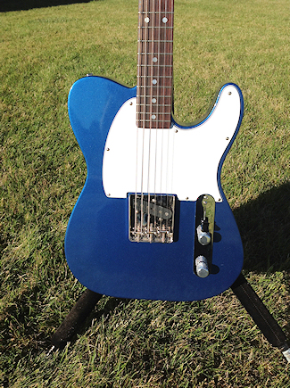 Lake Placid Blue Esquire