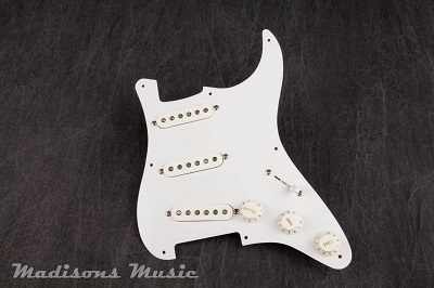 50's Era Reproduction Stratocaster Loaded Pickguard