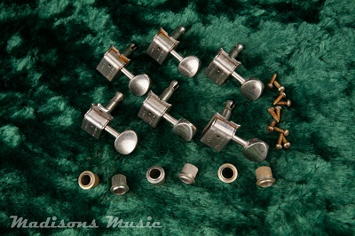 Kluson AGED Double Line Tuning Machines