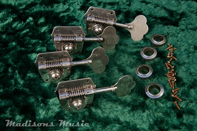 Reverse AGED Bass Tuning Machines